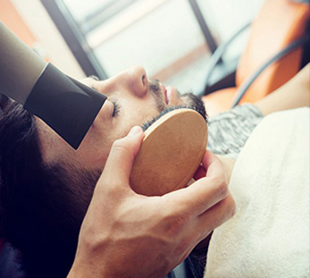 exemple de soin de barbe à Auterive