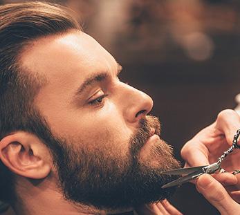 Coupe de cheveux et de barbe