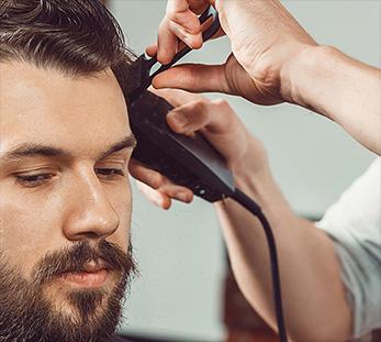 exemple de coiffure pour homme à Auterive